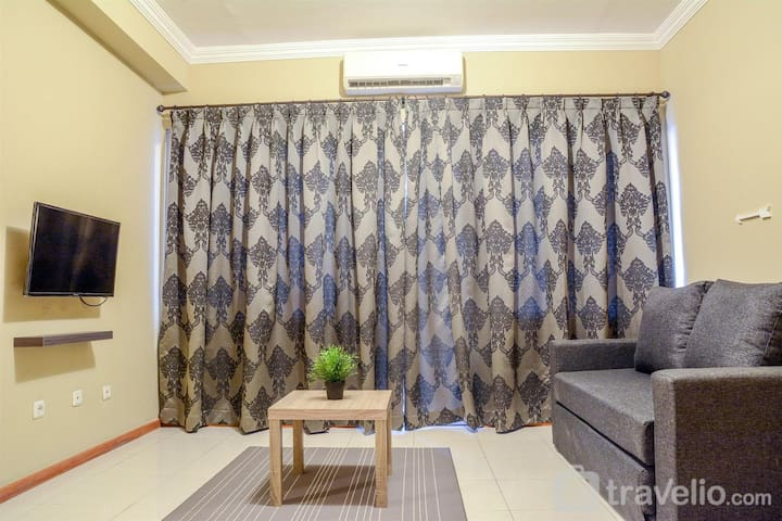 Spacious 3BR Grand Palace Kemayoran Apartment