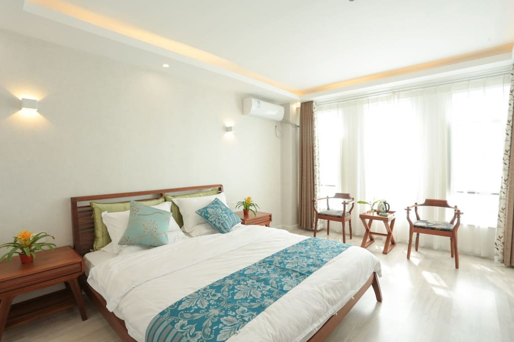 浅睡时光大床房1.8x2米大床