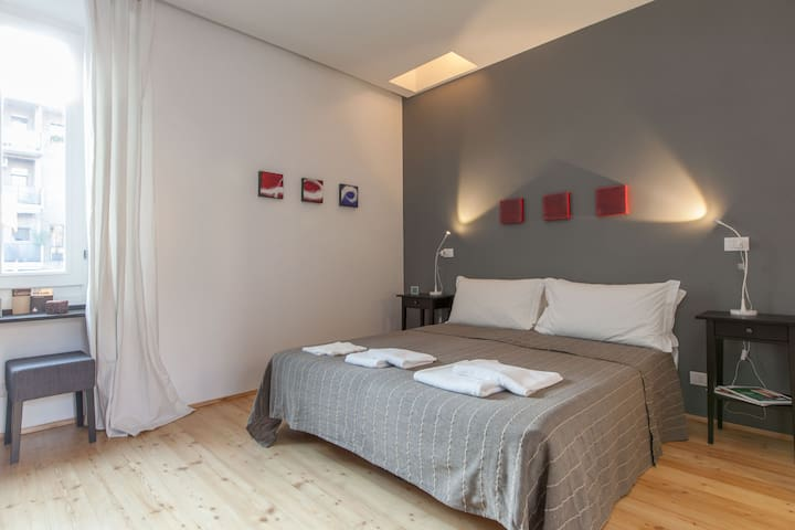 Chic & Cheap Apt 1 in Porta Venezia - Milano - Apartment
