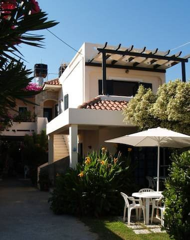 Charming Apartment 1-4 persons. - Κοκκινι Χανι - Appartement