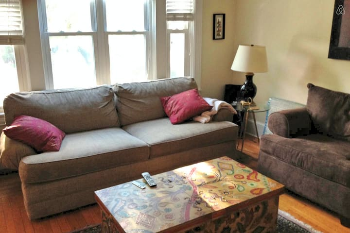 Entire Apartment next to Brown Univ - Providence - Apartment