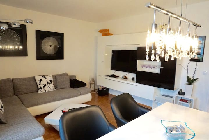 Comfy and Very Central Apartment with Balcony - München - Apartment
