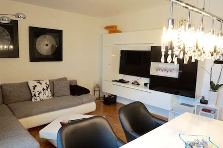 Comfy and Very Central Apartment with Balcony - 뮌헨(Munich)
