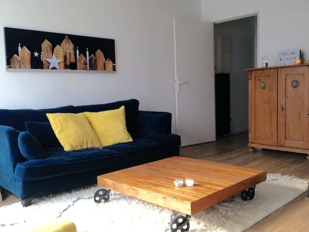Ambiance cozy -T2- 37m2 - Lille - Byt
