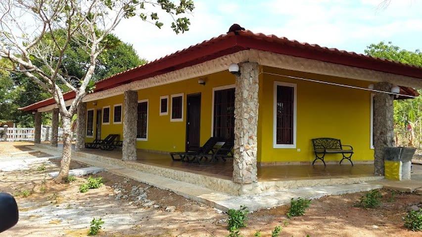 La Casa de Thurys - Pedasi - Cabin