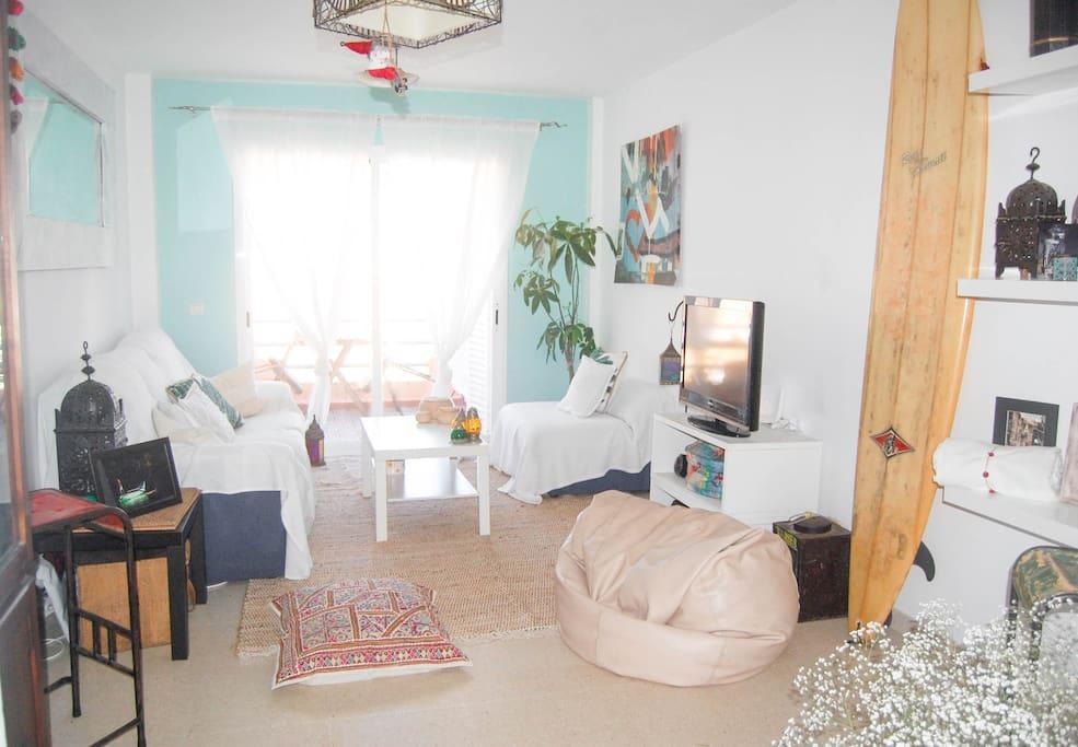 Apart tarifa 1 linea de playa habitaci n privada for Habitacion tarifa