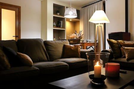 Acogedor apartamento de montaña - Valencia d'Aneu - Apartemen