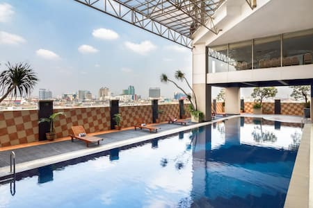 2BR Best Western Apartment Hotel in Mangga Dua