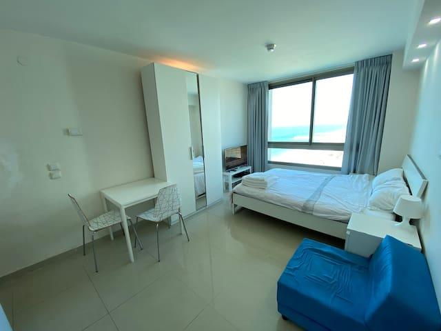 Sea View Studio Apartment