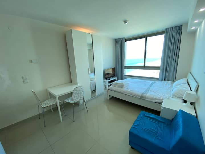 Sea View Studio Apartment