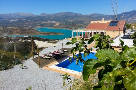 Luxury Villa, super privacy & view! - Los Romanes - Villa