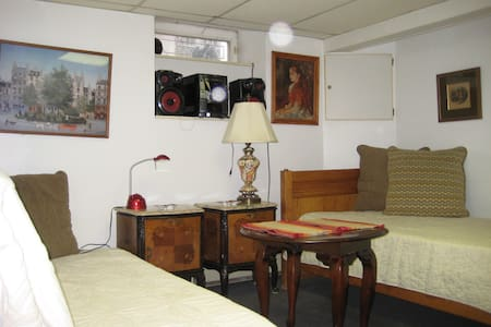 Spacious Private Room  - Brooklyn - Bed & Breakfast