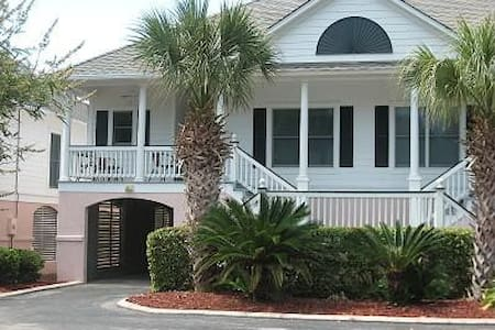Beach Cottage with Golf Cart - Isle of Palms