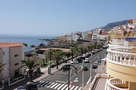 Сдаю апартаменты о.Тенерифе г.Пуэрто де Сантьяго - Santiago del Teide - Leilighet