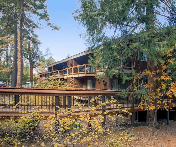 Yosemite West Studio Condo B112 - YOSEMITE NATIONAL PARK - Annat