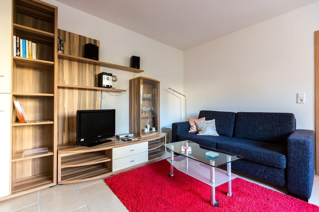 Moderne und funktionale Einrichtung /// Modern and functional furnishing