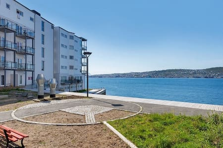 Exclusive two bedrooms at the sea + parking