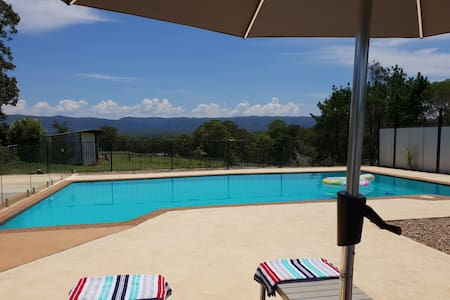 KURRAJONG Mountain View Retreat Beautiful private