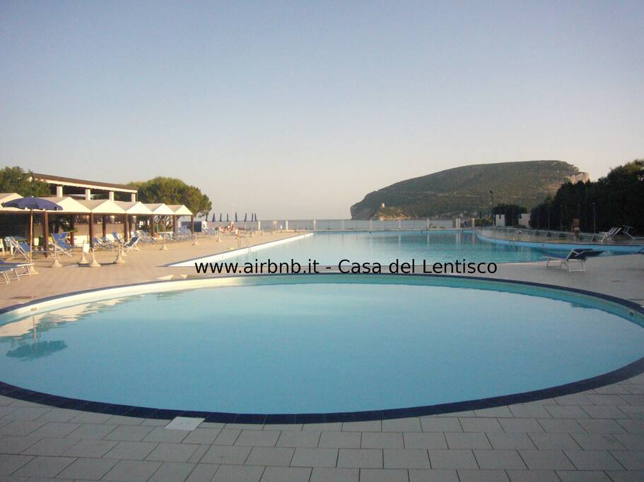 Casa del Lentisco - Resort's Swimmingpools