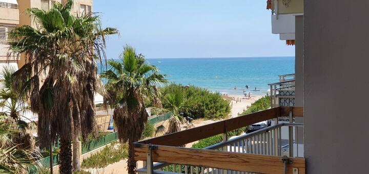 Apartamento  muy cerca de la playa