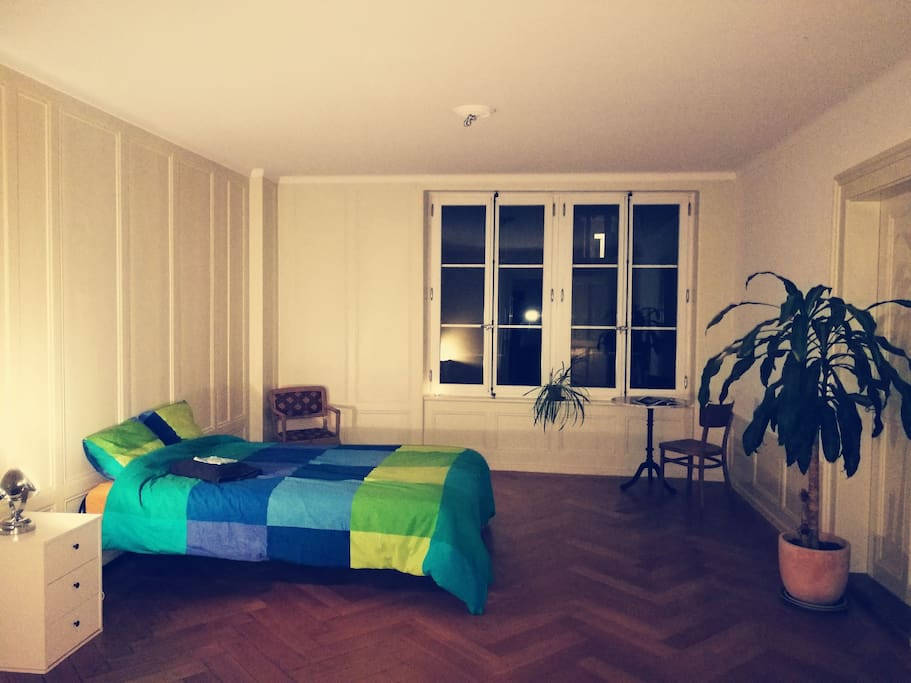 your big room (26m2)