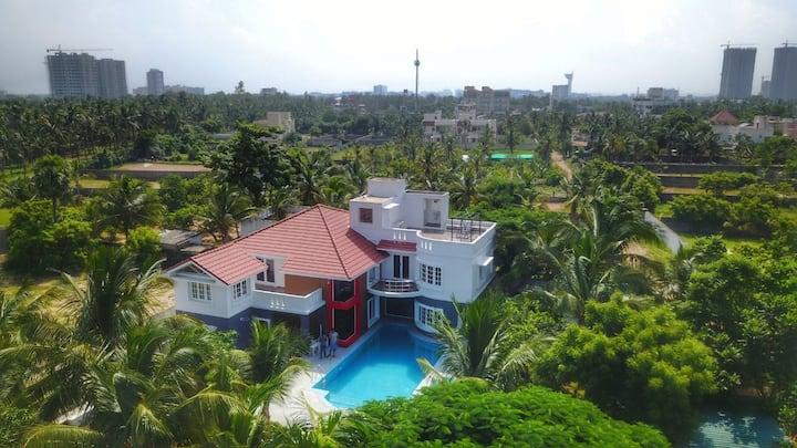 ARCADIO HOUSE, Luxury & Elegance by the Seacoast