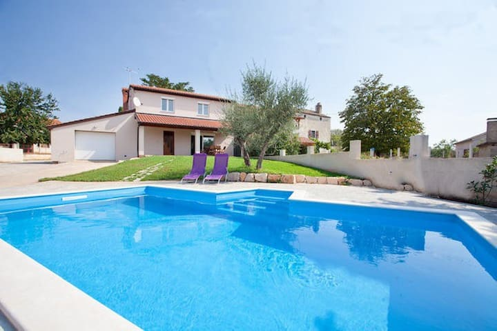 Villa near Poreč, private pool,WiFi - Poreč - Dom