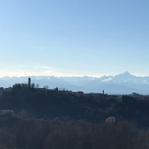 Murazzano - April Alps