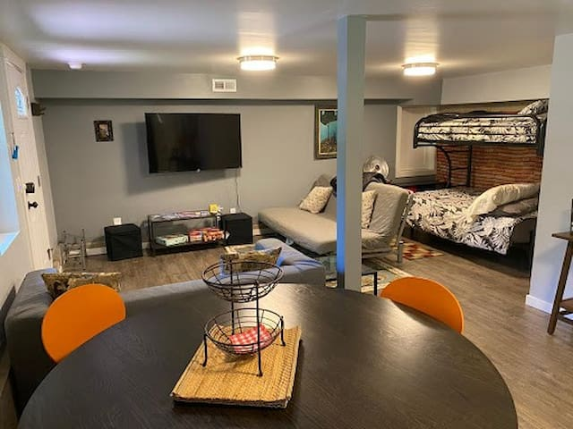 Cozy Studio for fun Getaways
