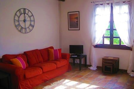 3 bed/2 bath House, Garden, Off Street Parking - Quillan - Casa