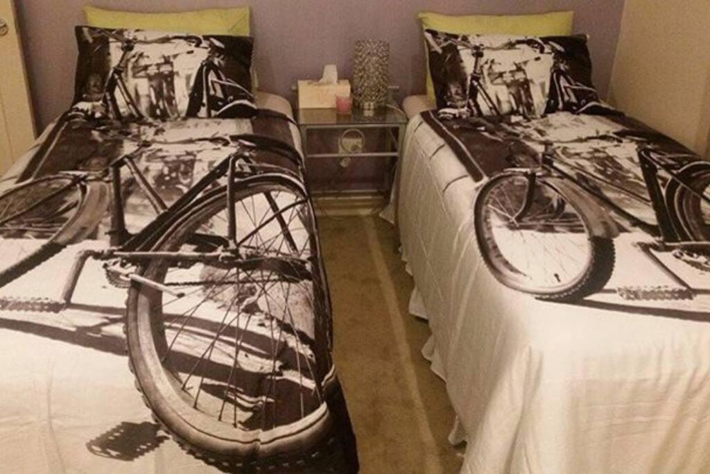 Versatile sleeping arrangements