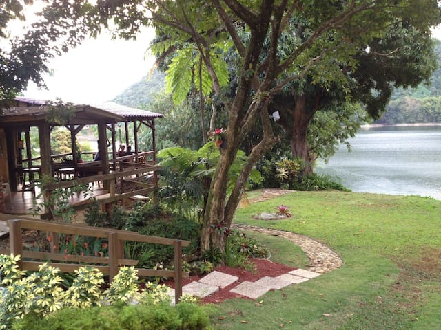 A Lake House Retreat !!! - Utuado