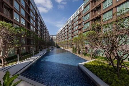 -Captain-Cook@Dcondo Creek Phuket + Free Motorbik - Kathu - Apartment - 2