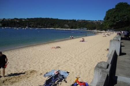 Balmoral Beach Room In Cottage  - Mosman Sydney - Rumah