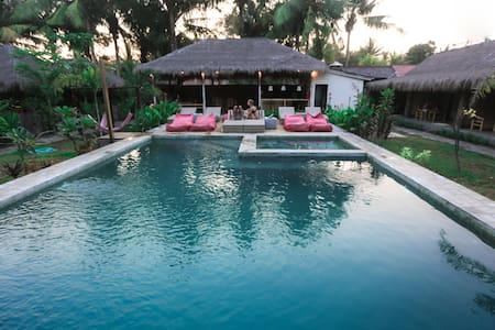 3W Cottages Standard Room with Pool - Nusa Tenggara Barat