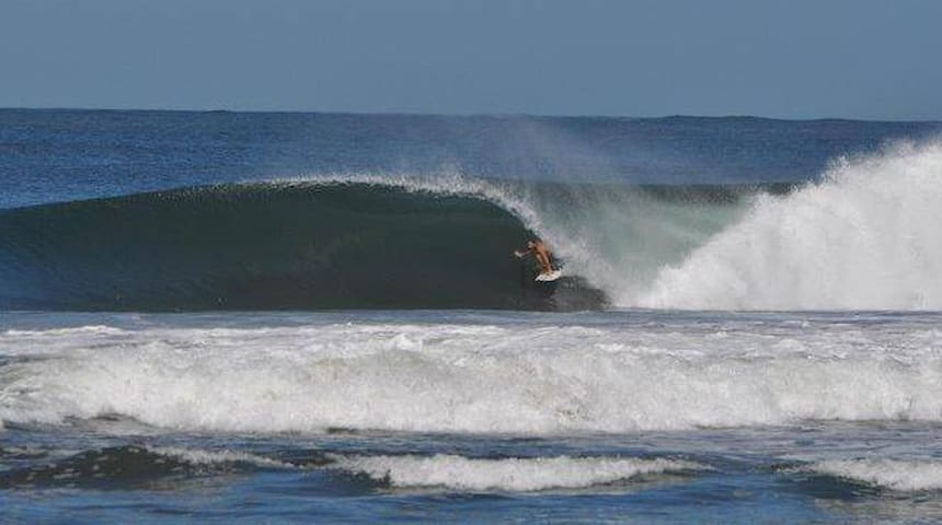 Get barrelled at the Boom!