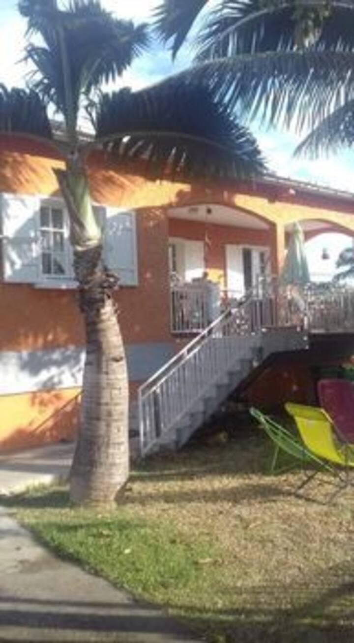 Maison à Saint Pierre de la Réunion