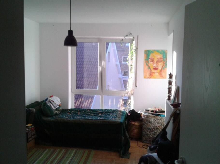 sch ne helle 72qm wohnung wohnungen zur miete in m nster nordrhein westfalen deutschland. Black Bedroom Furniture Sets. Home Design Ideas