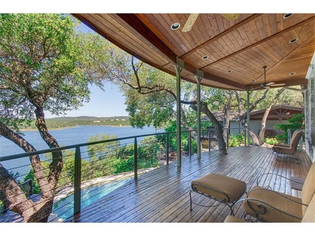 Lake Travis Lake Front Tree House - Leander
