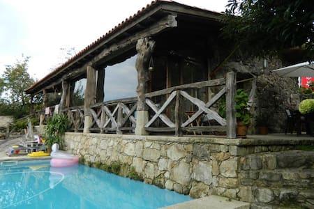 Quinta Deportugal - turismo rural - Vila Nova de Cerveira - 别墅