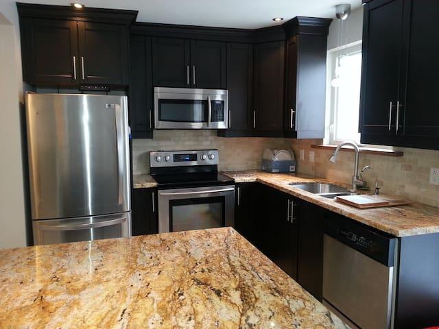 Newly Furnished 5BR House Toronto - Toronto - Maison