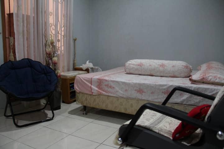 Rumah Nyaman affordable tenang