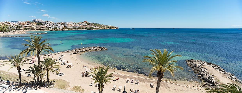 Playa Figueretas Sea View Apartment - Ibiza - Byt