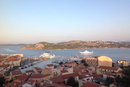 Breath-Taking View of Maddalena Archipelago