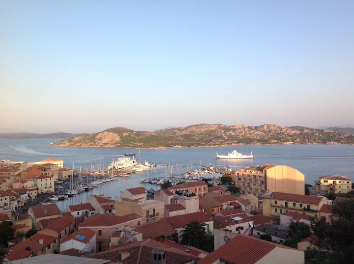 Breath-Taking View of Maddalena Archipelago