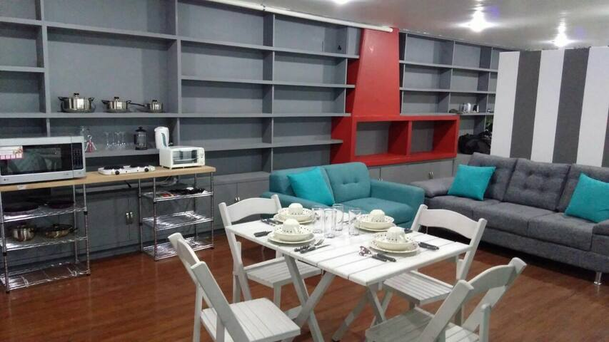 Red Loft Goldsmith Polanco - Мехико - Дом