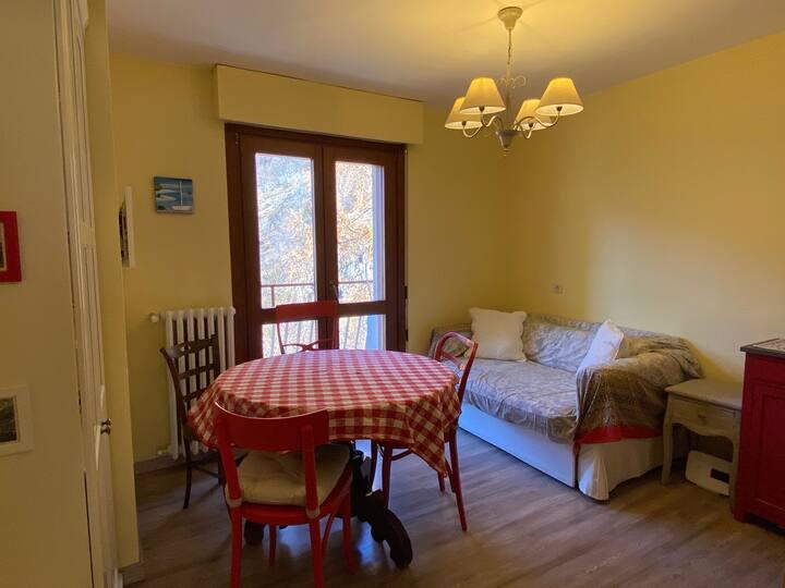 Appartamento centrale Valtournenche Valle d'Aosta