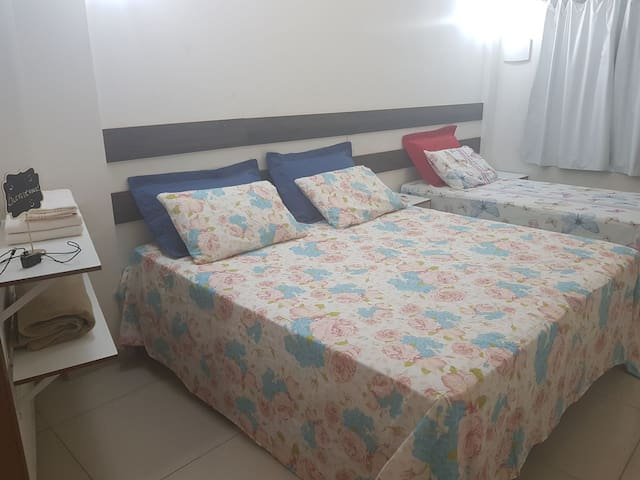 Queremos lhe proporcionar o conforto de sua casa! :-)
