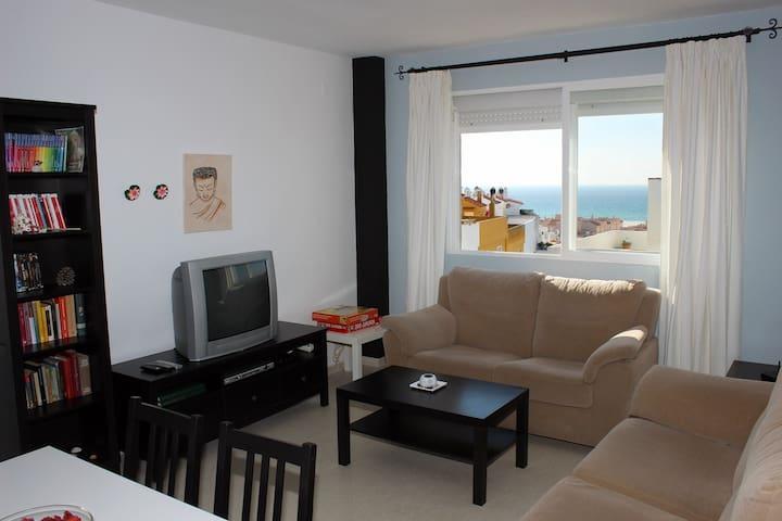 3 dormitorios Vistas mar WIFI Aire Acondicionado