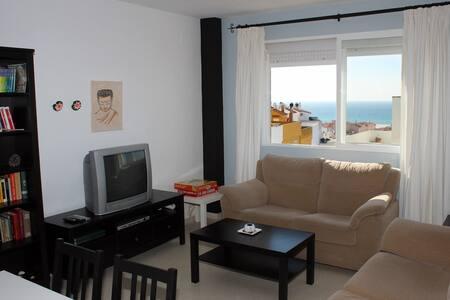 Piso 3 dormitorios Vistas mar WIFI - Tarifa